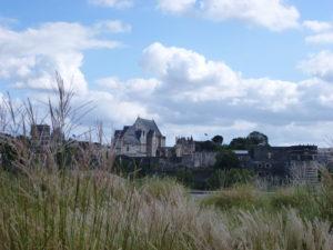 Vue sur le château depuis Le Quai - Chloé Froger, 2014