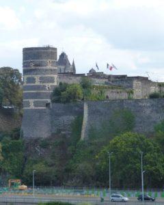 Vue sur le château - Chloé Froger, 2014