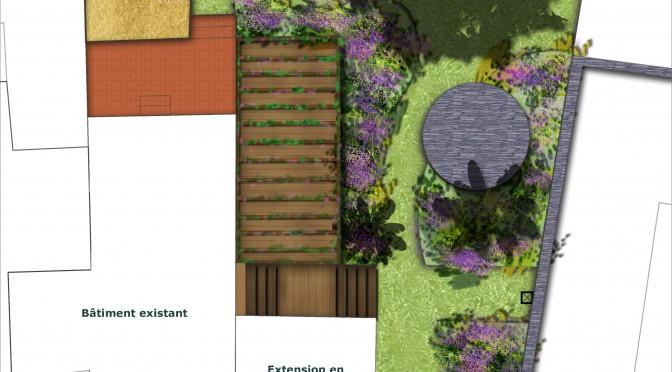 projet de jardin priv u00e9